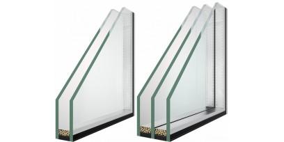 Миф № 4: Окна с двухкамерным стеклопакетом (3 стекла) имеют более высокие звукоизоляционные характеристики?