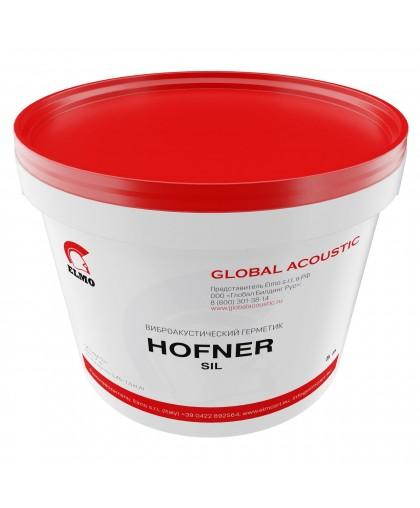 Виброакустический герметик HOFNER sil 7 кг