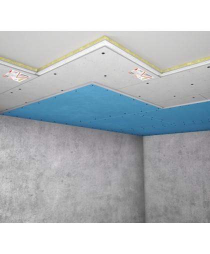 Система звукоизоляции под натяжной потолок «Слим А»
