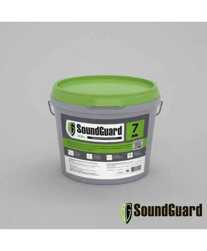 Звукоизоляционный герметик SoundGuard Seal 7