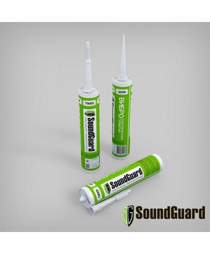Звукоизоляционный герметик SoundGuard Seal 310