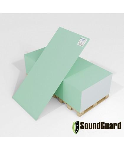 50 акустических гипсовых строительных плит Gipsofon