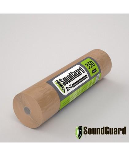 Демпферная подложка SoundGuard Roll