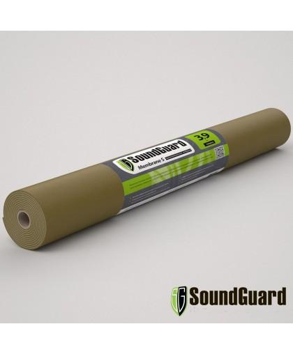 Звукоизоляционная мембрана SoundGuard Membrane 3.9 S