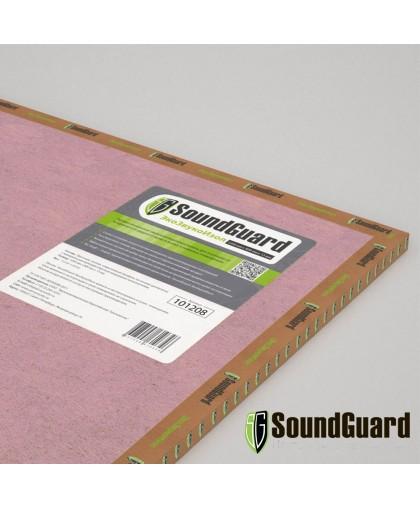 Звукоизоляционные панели SoundGuard ЭкоЗвукоИзол Огнестойкая