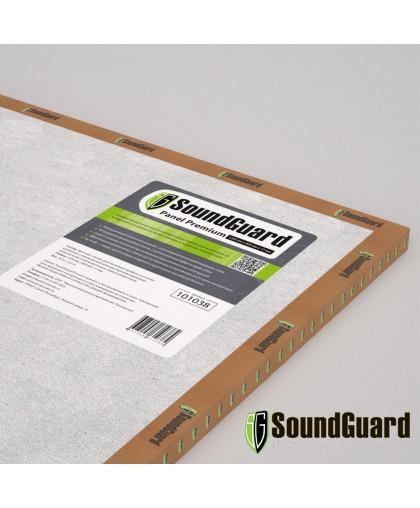 Звукоизоляционные панели SoundGuard Premium