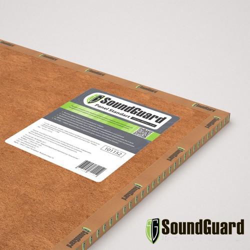 """Захвати комфорт"". 120 панелей SoundGuard Standart"