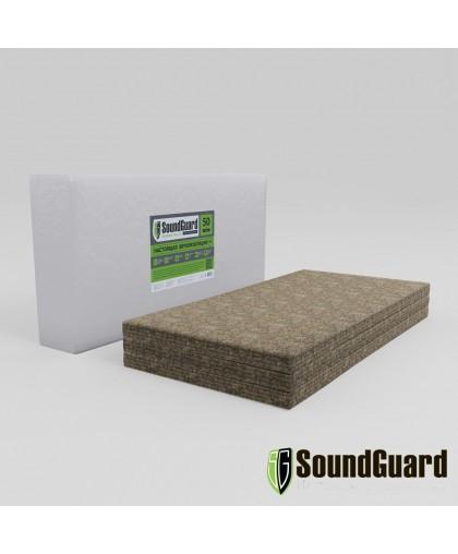 Звукопоглощающая плита SoundGuard ЭкоАкустик 30 (50 мм)