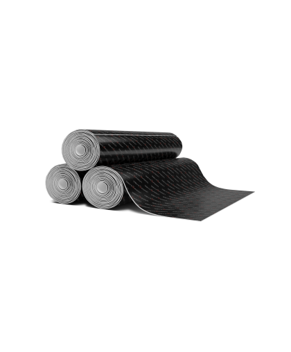 Полотно для гидро-звукоизоляции  Звукоизол ( 15м*1м*4,5мм ) 15 м2