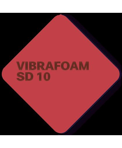 Эластомер Vibrafoam SD 10 (Красный силомер)