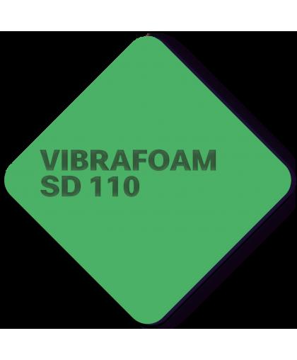 Эластомер Vibrafoam SD 110 (Зелёный силомер)
