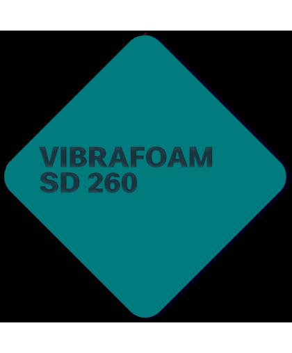 Эластомер Vibrafoam SD 260 (Бирюзовый силомер)