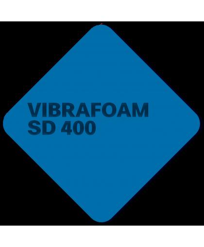 Эластомер Vibrafoam SD 400 (Синий силомер)