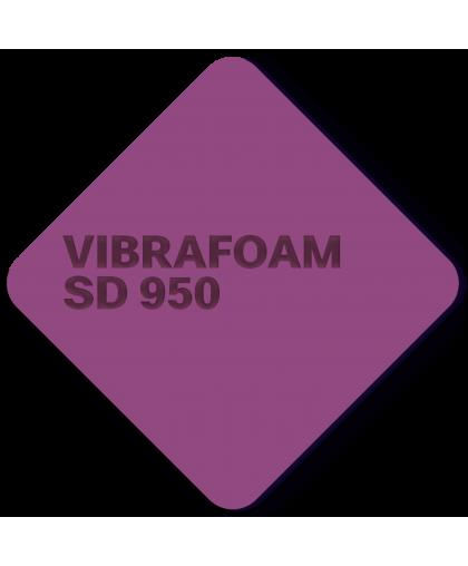 Эластомер Vibrafoam SD 950 (Тёмно-фиолетовый силомер)