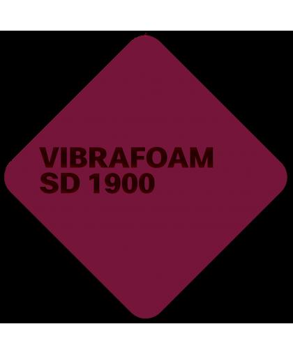 Эластомер Vibrafoam SD 1900 (Бордовый силомер)