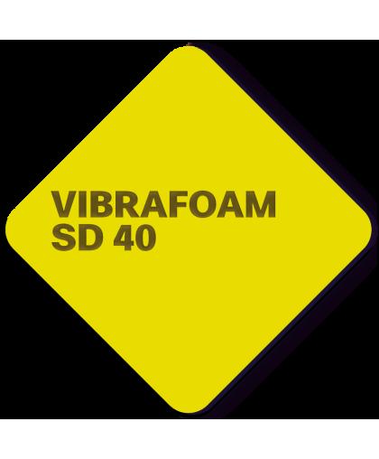Эластомер Vibrafoam SD 40 (Жёлтый силомер)